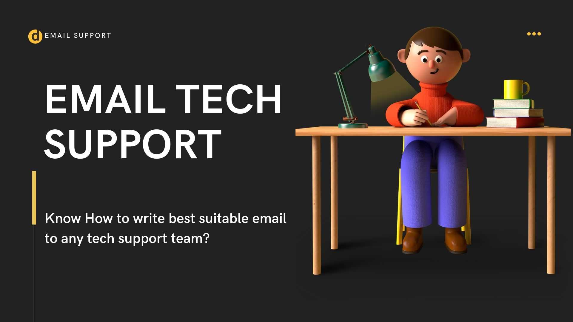 email tech support
