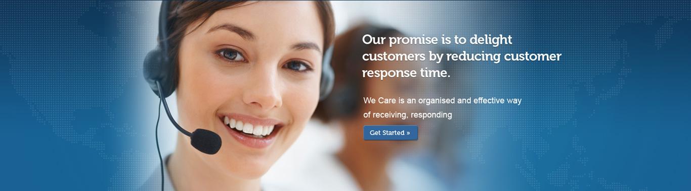 Psupport Customer Service Banner