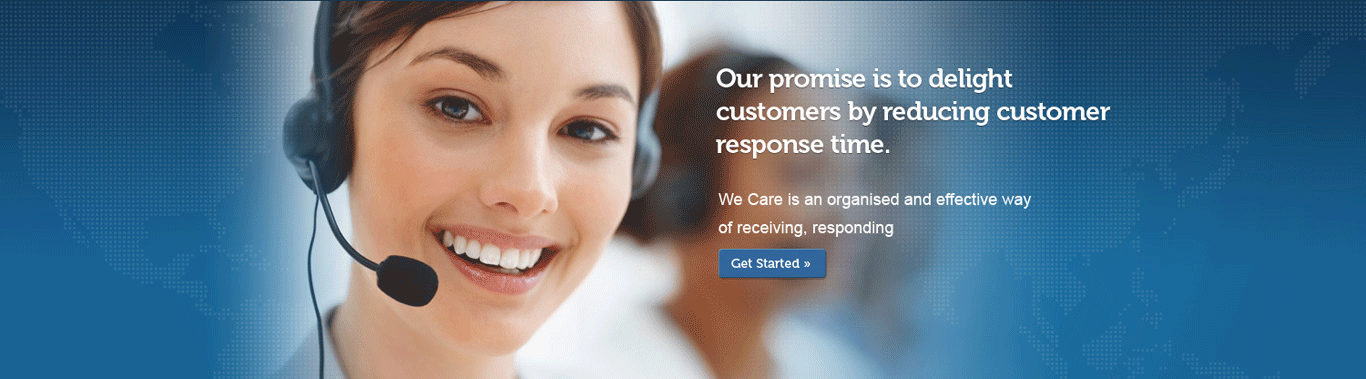 Psupport Customer Service Banner